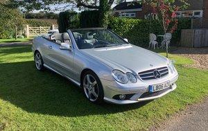 Mercedes CLK 350 Sport Convertible - (A209)