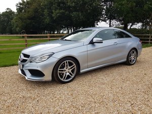 2014 Mercedes E250 Coupe CDI AMG Sport Auto - 48k,FMBSH For Sale