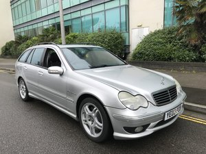 2003 Mercedes C32 AMG Estate Automatic