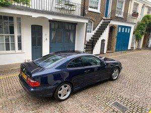 2000 Mercedes CLK55 AMG