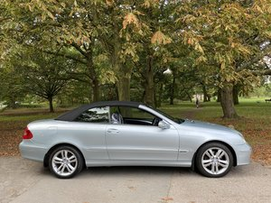 Picture of Mercedes CLK200 Convertible Auto 2009/09 Avantgarde  SOLD