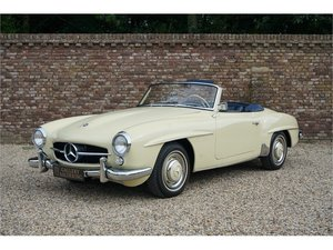 1956 Mercedes-Benz 190SL Matching numbers, fully restored For Sale