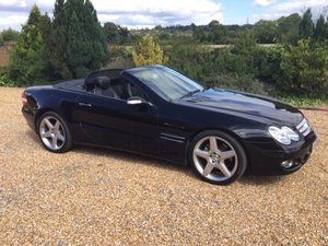 2007 Low Mileage SL350 Just 2 Owners From New SOLD