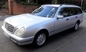 1999 E200 Low Mileage Future Classic