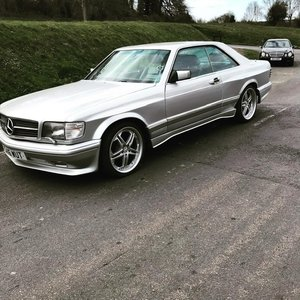Picture of 1986 Mercedes sec 500