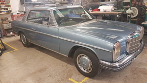 Picture of 1972 Mercedes W114 250ce Coupe project SOLD