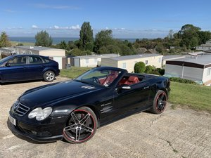 Picture of 2003 Mercedes SL55 AMG