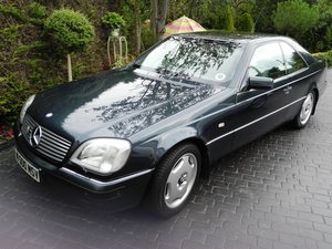 Picture of 1997 Mercedes W140 Coupe