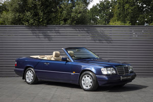 Picture of 1996 MERCEDES-BENZ E320 (W124) SPORTLINE CABRIOLET SOLD