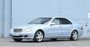 2003 Mercedes-Benz S600 For Sale by Auction