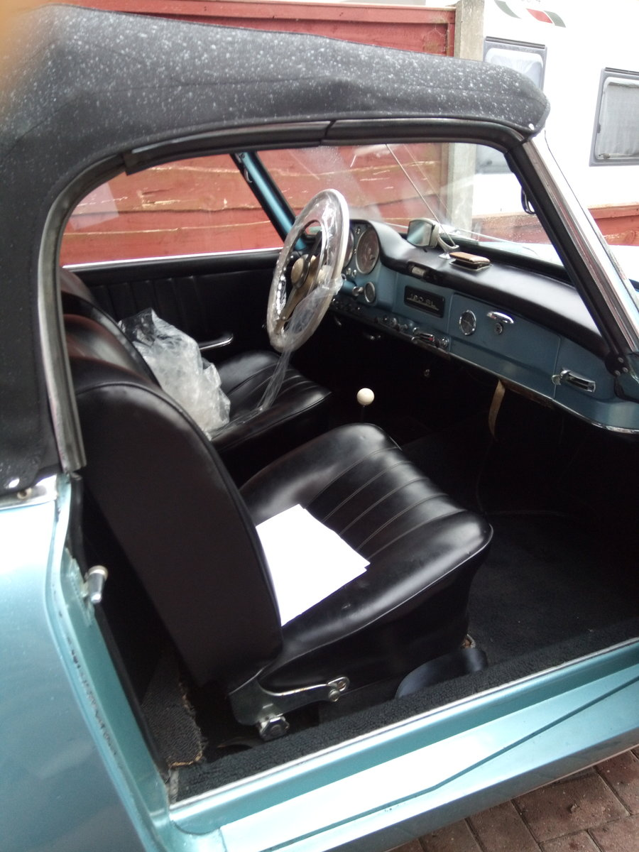 1956 Mercedes benz 190sl roadster For Sale (picture 3 of 6)