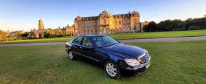 Picture of 2002  LHD Mercedes S320 CDI, AUTO, UK REG, LEFT HAND DRIVE