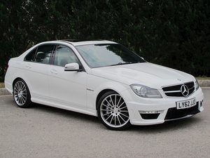 Picture of 2012 Mercedes C63 AMG Saloon For Sale