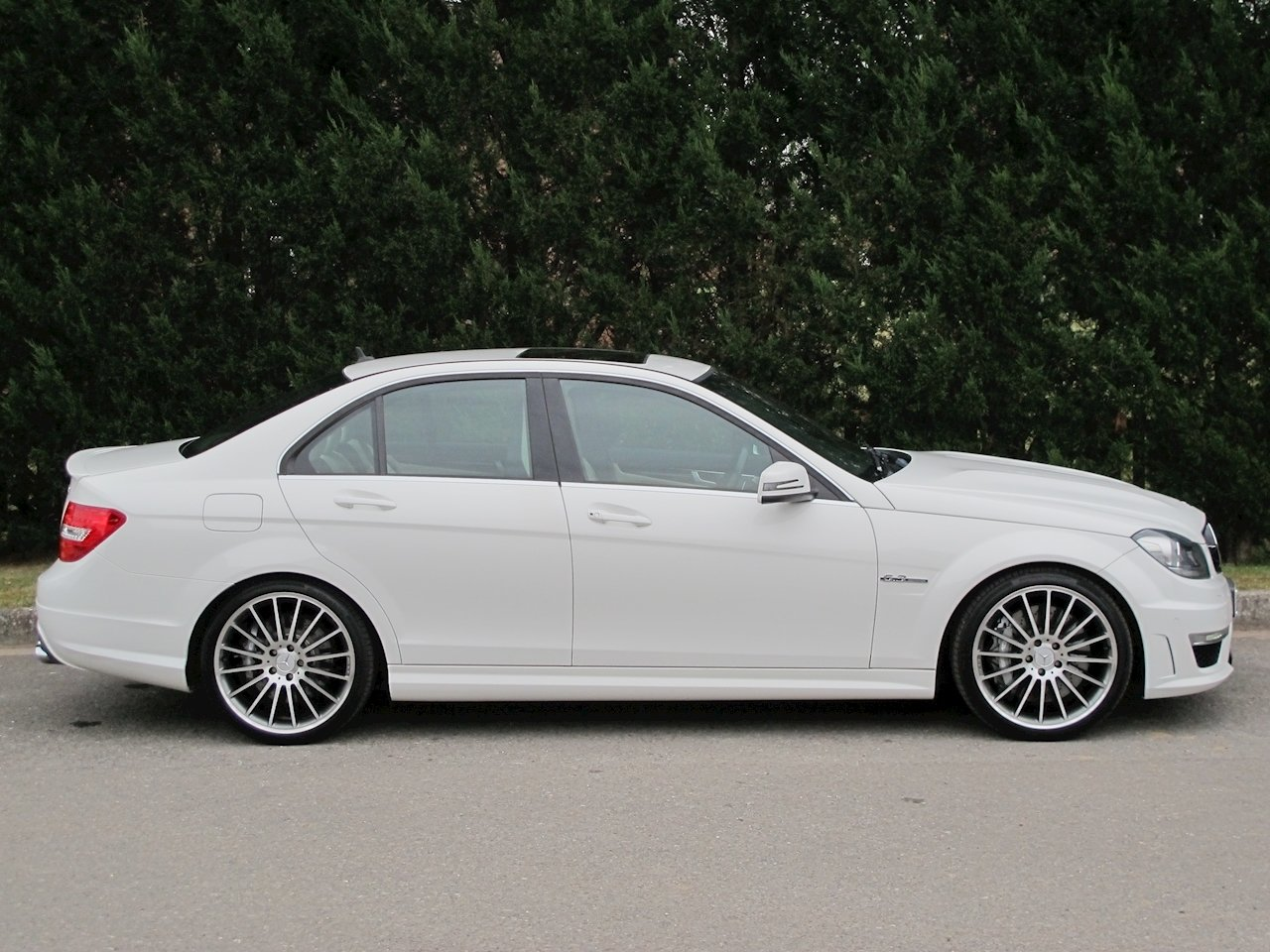 2012 Mercedes C63 AMG Saloon For Sale (picture 3 of 6)