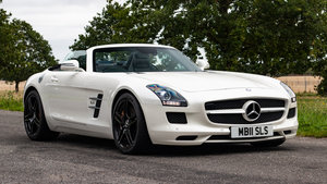 MERCEDES SLS ROADSTER | UK VEHICLE