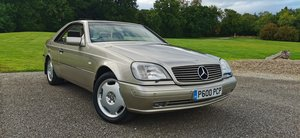 Picture of 1996 Mercedes cl600 w140 coupe c140 v12