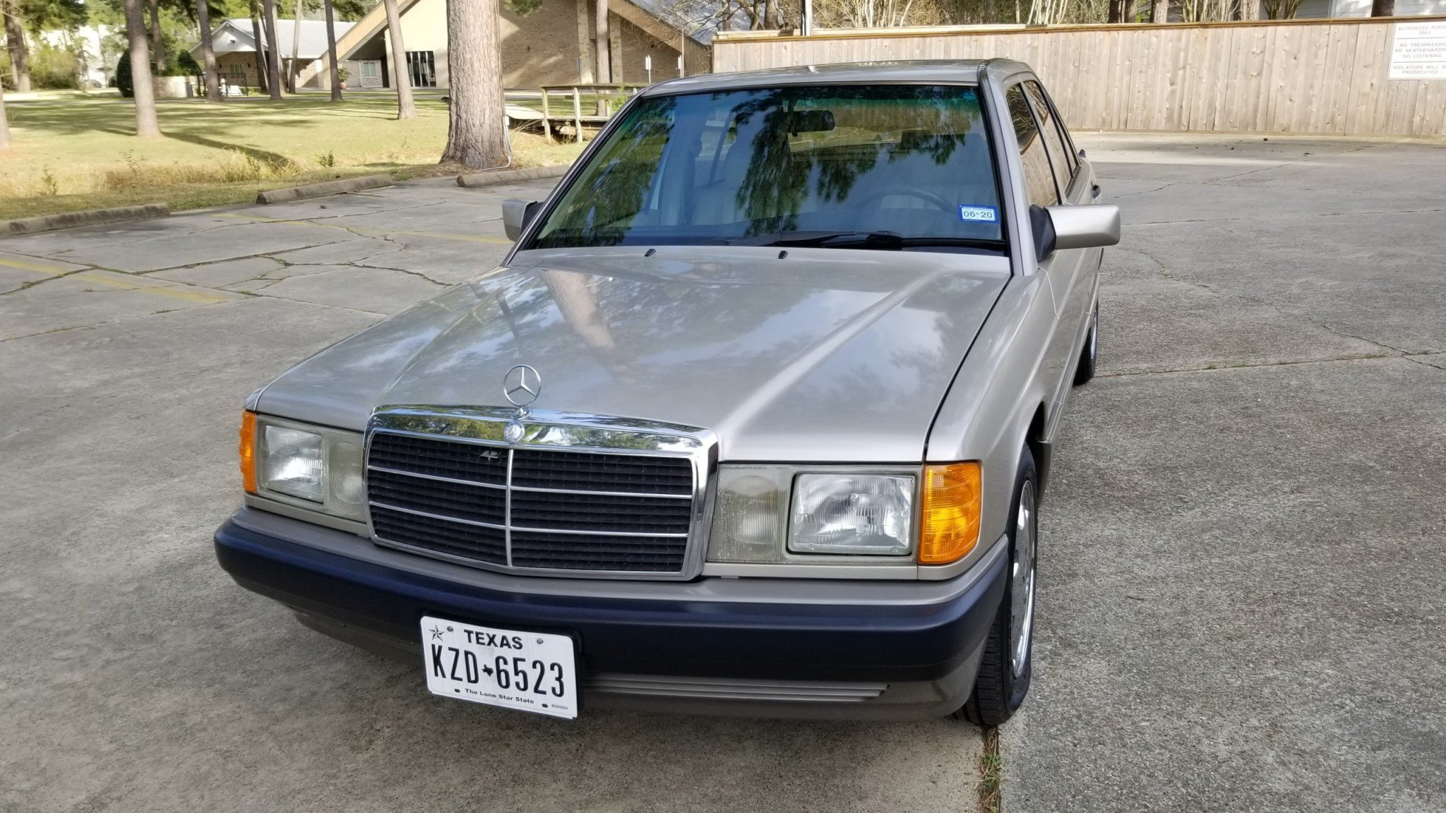 1993 Mercedes-Benz 190E 2.3 For Sale (picture 1 of 24)