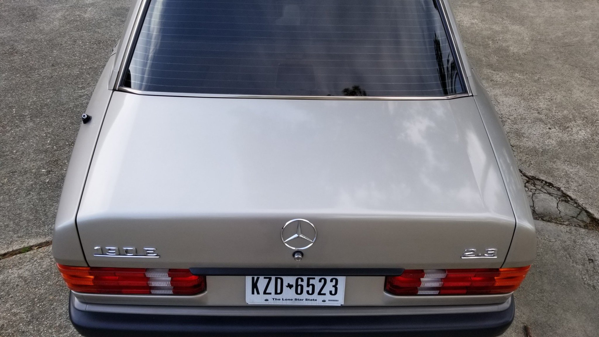 1993 Mercedes-Benz 190E 2.3 For Sale (picture 9 of 24)