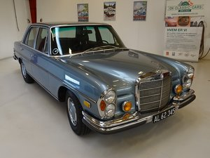 1970  Mercedes-Benz 280 S (W108) – Restored