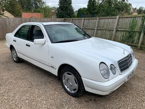 **OCTOBER ENTRY** 1997 Mercedes E200 Classic Auto For Sale by Auction