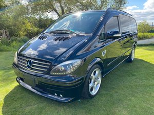 2004 MERCEDES VIANO 3.2 LONG WHEEL BASE LWB AMBIENTE BRABUS STYLE For Sale