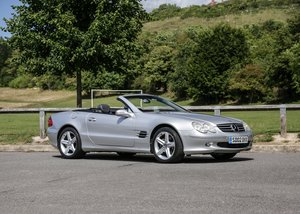 Picture of 2002  Mercedes-Benz 500 SL For Sale by Auction