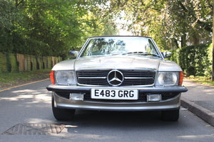 Picture of 1987 Mercedes SL 420