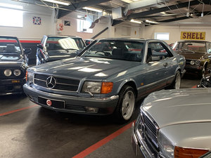 Picture of 1986 Mercedes W126 420SEC /// 90k Miles SOLD