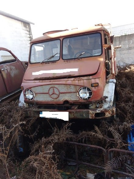 1992 Mercedes unimog  404s For Sale (picture 1 of 4)