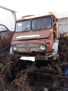 Picture of 1992 Mercedes unimog  404s