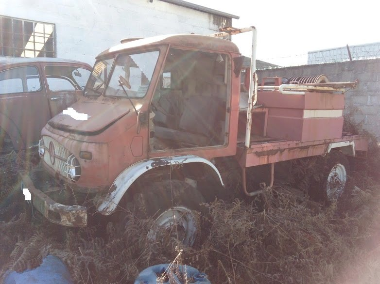 1992 Mercedes unimog  404s For Sale (picture 2 of 4)
