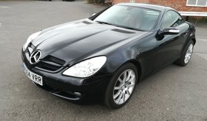 2005 Mercedes SK 350 for sale by auction 19th September For Sale by Auction