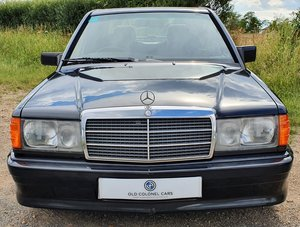 1986 Mercedes 190 2.3 16V Cosworth - 1 Owner - ONLY 48,000 Miles