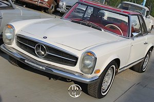 1970 MB 280SL PROJECT COMPLETE MATCHING For Sale
