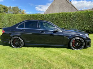 Mercedes c63 AMG performance plus pack