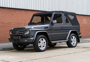 2012 Mercedes-Benz G350 Cabriolet (LHD) For Sale