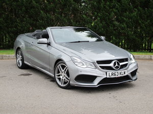 Picture of 2013 E350CDI AMG Sport Convertible  For Sale