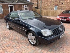 1998 Mercedes Cl500 c140