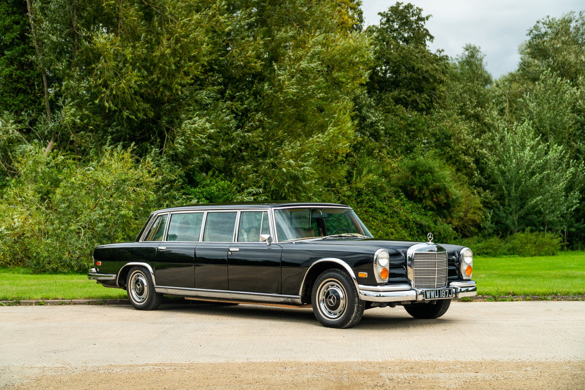 1971 Superb example of a Mercedes-Benz 600 Pullman For Sale (picture 1 of 6)