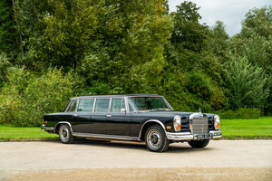 1971 Superb example of a Mercedes-Benz 600 Pullman For Sale
