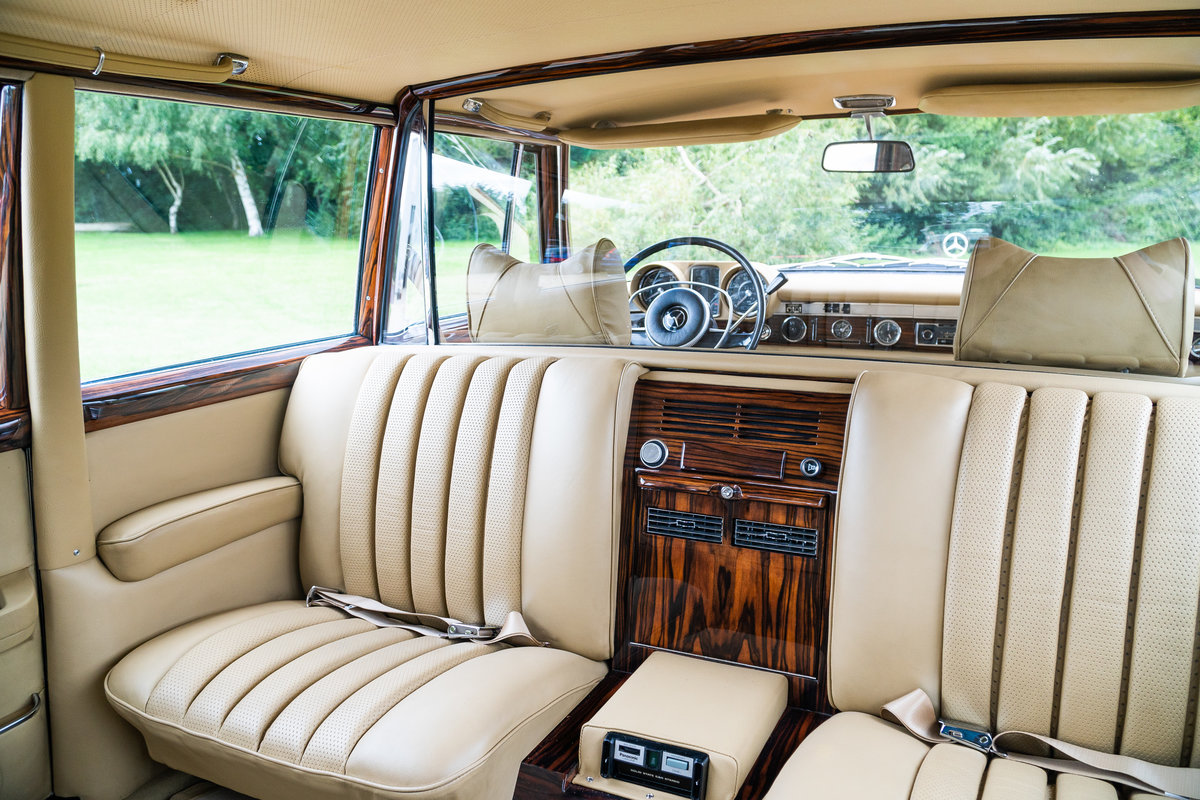 1971 Superb example of a Mercedes-Benz 600 Pullman For Sale (picture 3 of 6)