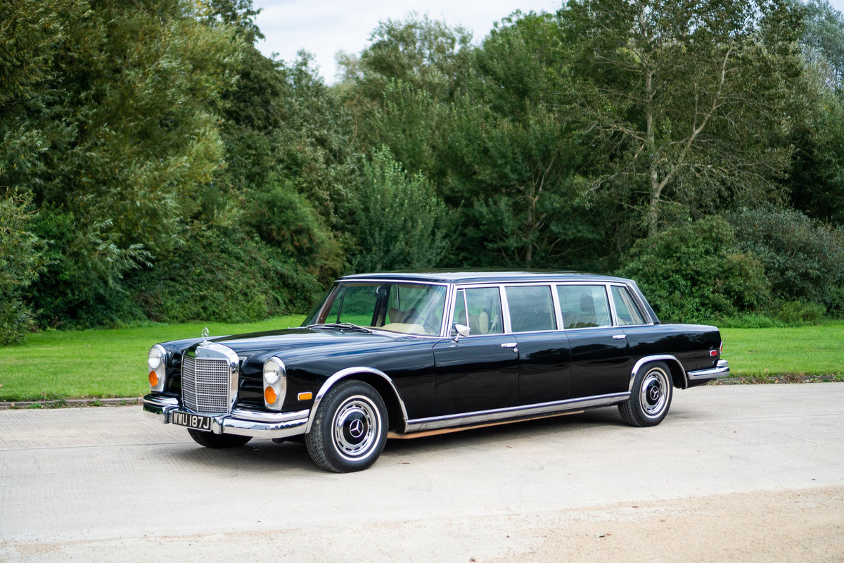 1971 Superb example of a Mercedes-Benz 600 Pullman For Sale (picture 6 of 6)