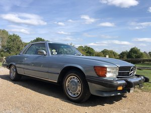 Mercedes 450 SLC Coupe 1976