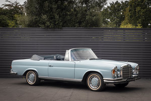 Picture of 1970 MERCEDES-BENZ 280SE CABRIOLET AUTO LHD (FLOORSHIFT) For Sale