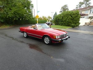 Picture of 1987 Mercedes 560SL Two Tops Presentable Driver - For Sale