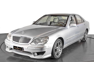 Picture of MERCEDES – BENZ CLASS S 55 (AMG) - 2000 For Sale