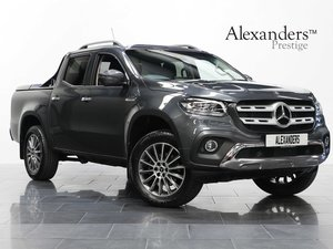 18 68 MERCEDES BENZ X350D POWER CAB PICKUP 3.0 V6 AUTO
