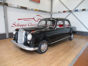 Picture of 1958 Mercedes 220/219S Ponton for restoration For Sale
