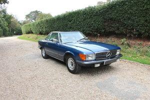 1985 Mercedes-Benz 280SL RHD For Sale