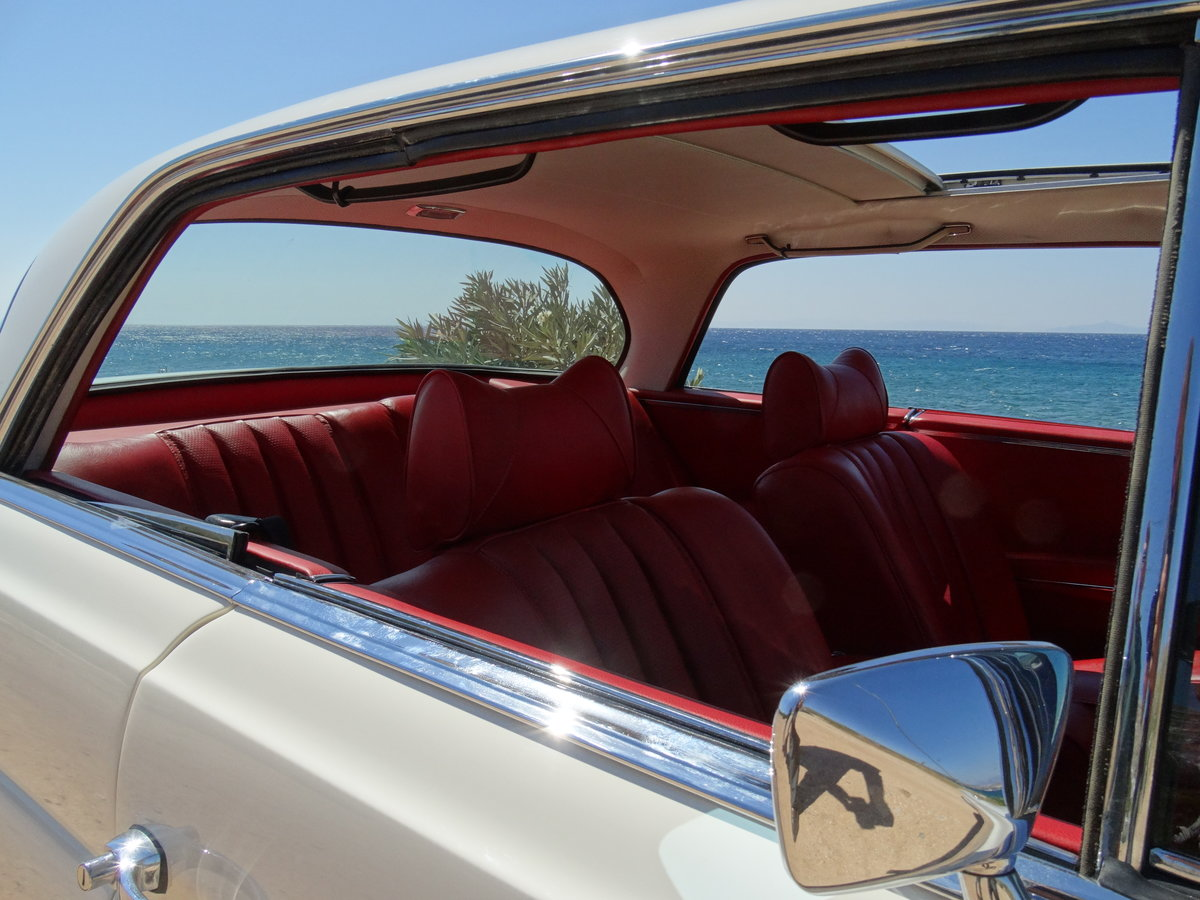 1970 Mercedes-Benz 280 3.5 Coupe, awarded recent restoration For Sale (picture 3 of 6)